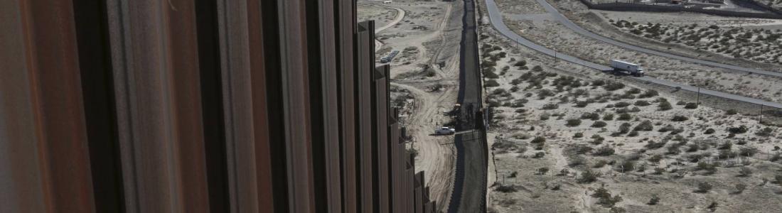 Trump solo logra 20 de los 20.000 millones necesarios para construir el muro con México