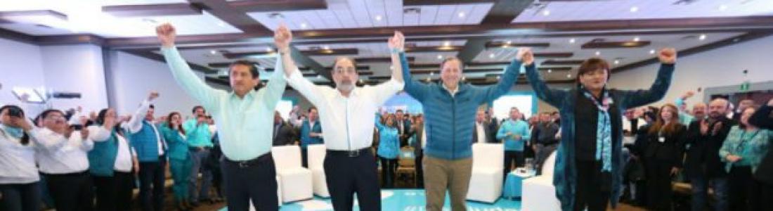 Reconoce Meade rezago en corrupción y seguridad