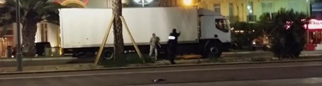 El egipcio que vio cara a cara al asesino en Niza