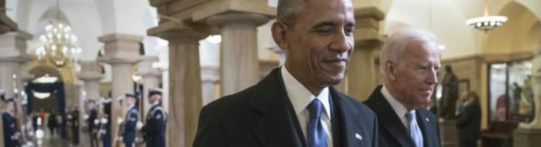 Obama rompe el silencio y rechaza que sus políticas sean similares a las de Trump
