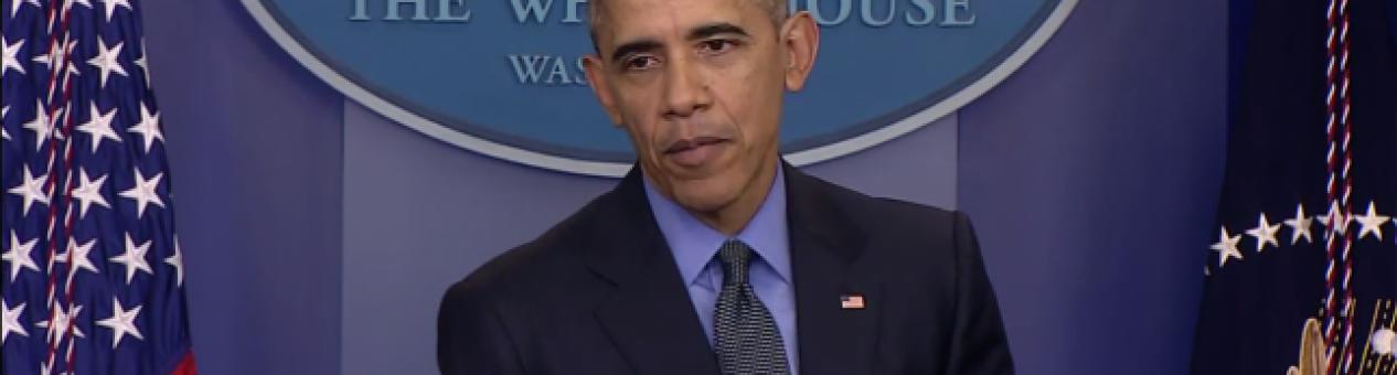 """Obama: """"No hay pruebas de que el ataque lo dirigiese el ISIS"""""""