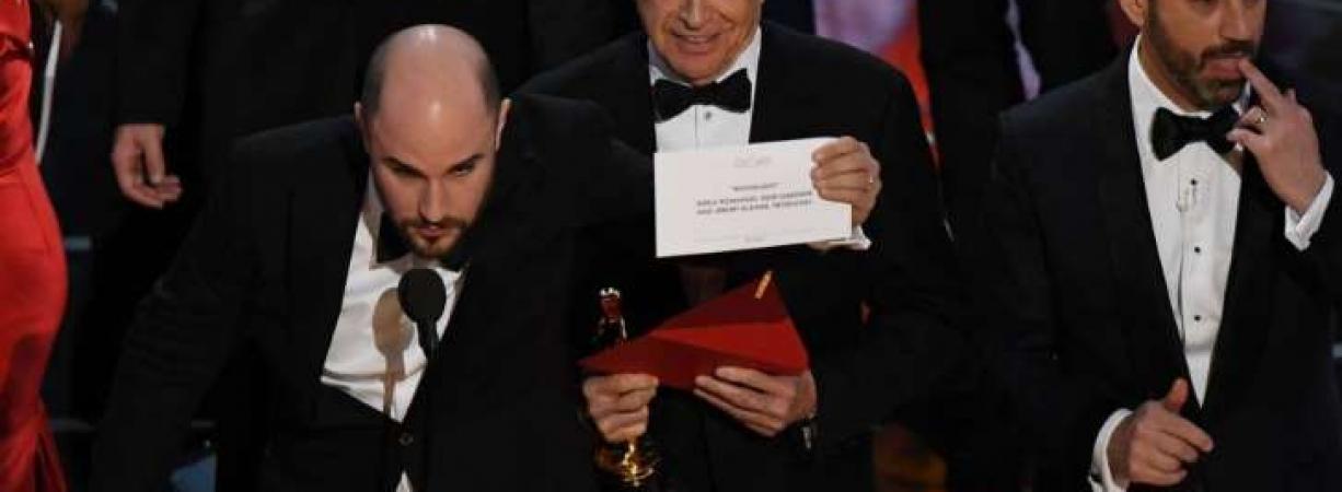 No ganó 'La La Land', sino Moonlight': el error más clamoroso de los Oscar 2017