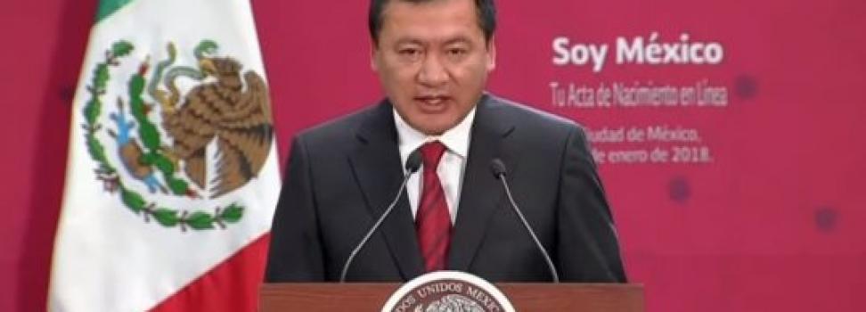 Osorio Chong deja la Secretaría de Gobernación; buscará senaduría por el PRI