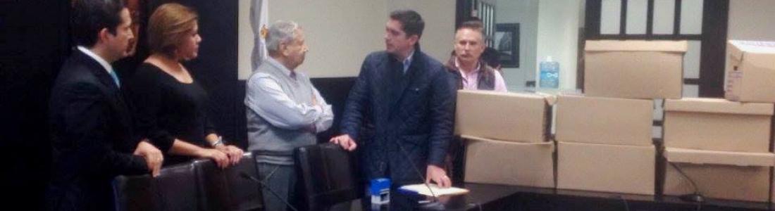 """""""Nos dieron la razón"""", dice Luis Fernando Salazar"""