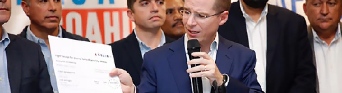 Responde PAN a senador Luis Fernando Salazar a través de sus aspirantes a la gubernatura de Coahuila