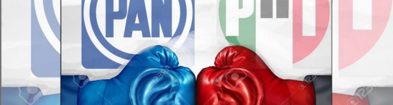 Acusaciones de proteger delincuentes entre PRI y PAN
