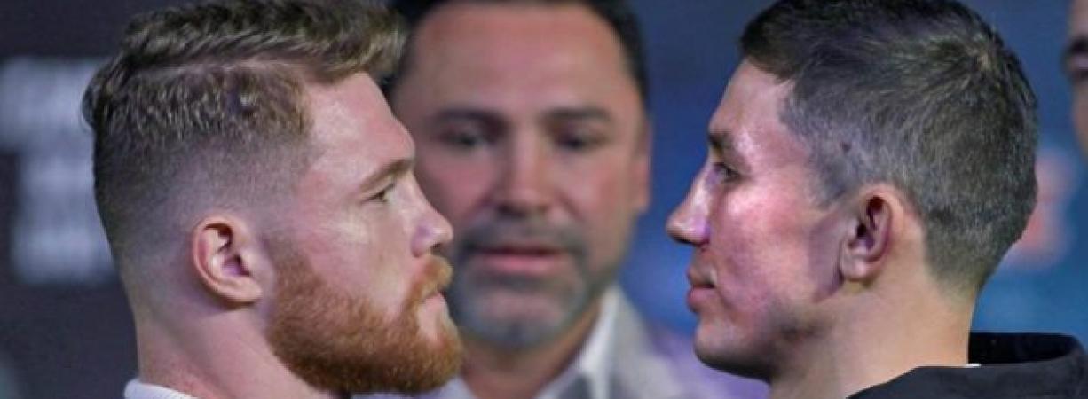 ¡Cancelan pelea Canelo vs. Gennady Golovkin!