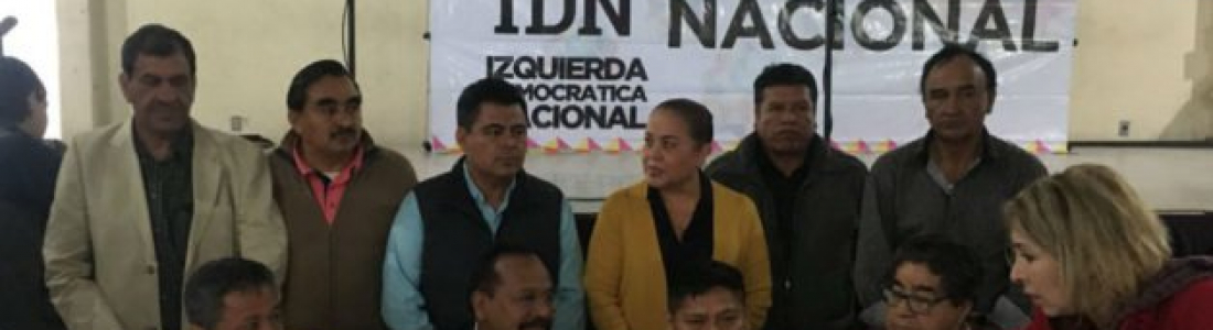 Anuncia Izquierda Democrática del PRD que votará por AMLO