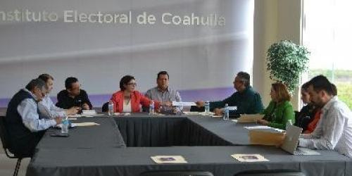 También removieron a la presidenta del IEC en Piedras Negras por denuncia a candidato
