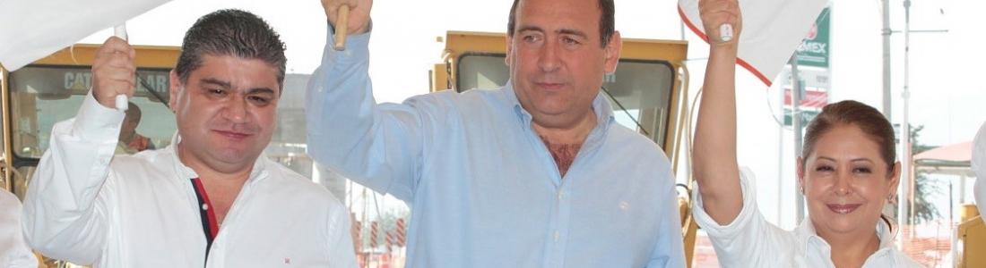 Riquelme es un corrupto y un vulgar ladrón: Armando Guadiana