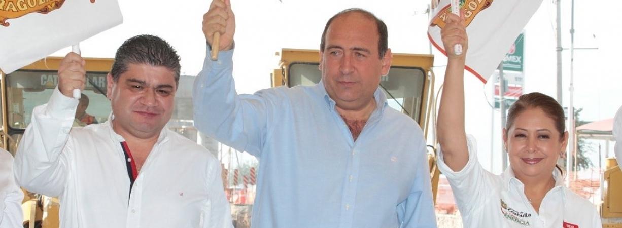Busca Rubén Moreira perpetuar corrupción