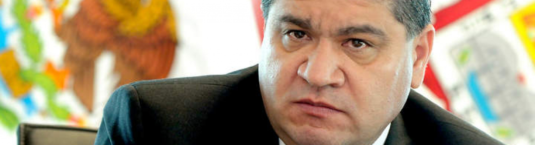 Otorga Congreso de Coahuila, licencia a Miguel Ángel Riquelme Solís como acalde de Torreón.