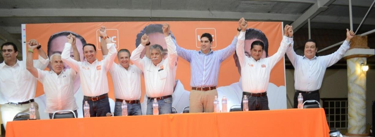 Suma Alianza Ciudadana a dirigentes del transporte, del PRD   y a ex alcalde en Acuña.