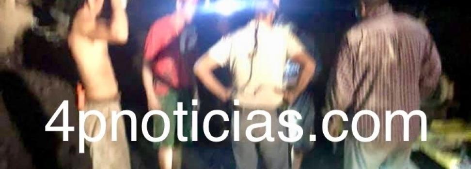 Minero queda atrapado en mina clandestina de carbón en ejido La Mota en Múzquiz, Coahuila.