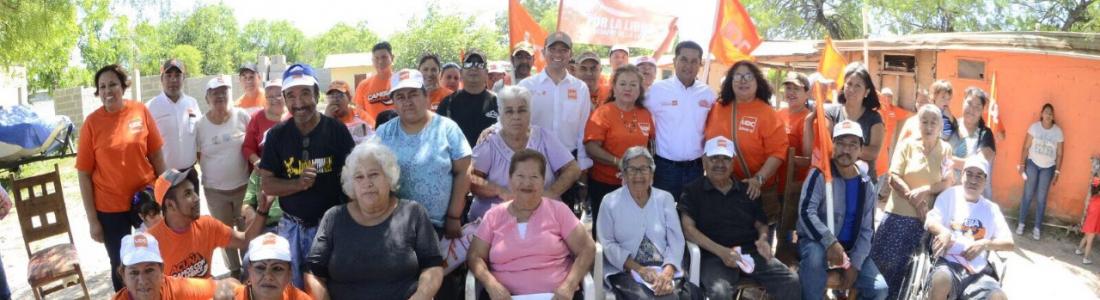 """""""Trabajaremos los tres juntos para lograr que se haga justicia a los coahuilenses y a los acuñenses"""" Candidatos Alianza Ciudadana"""