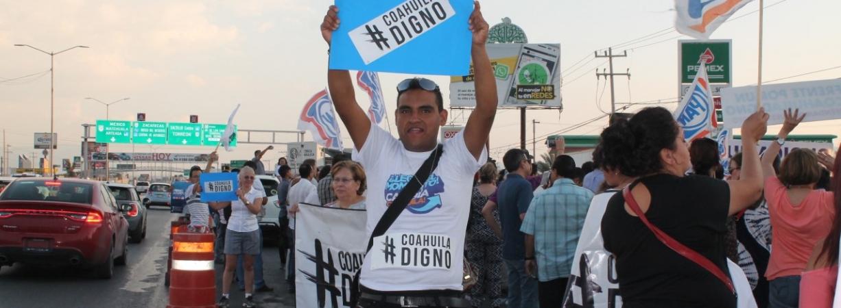 Inicia juicio de impugnación a la elección de Coahuila.
