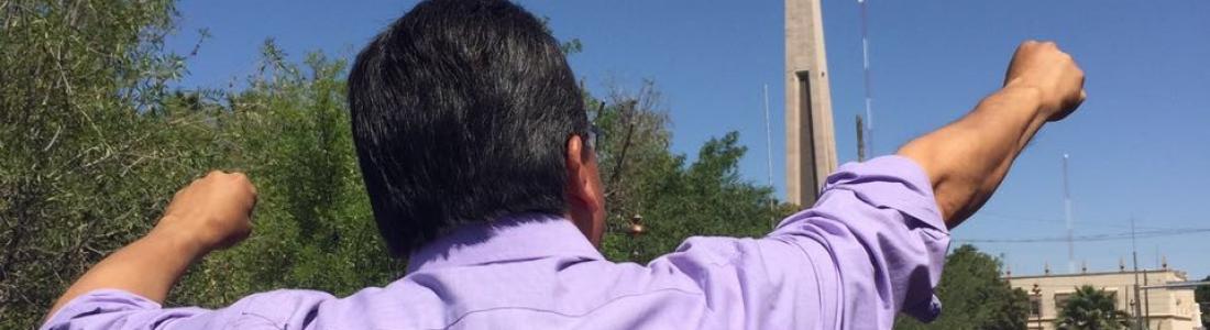 TAMBIEN LOS TRABAJADORES DE LOS SINDICATOS DE LA CTM MANIFIESTAN SU APOYO A JAVIER GUERRERO
