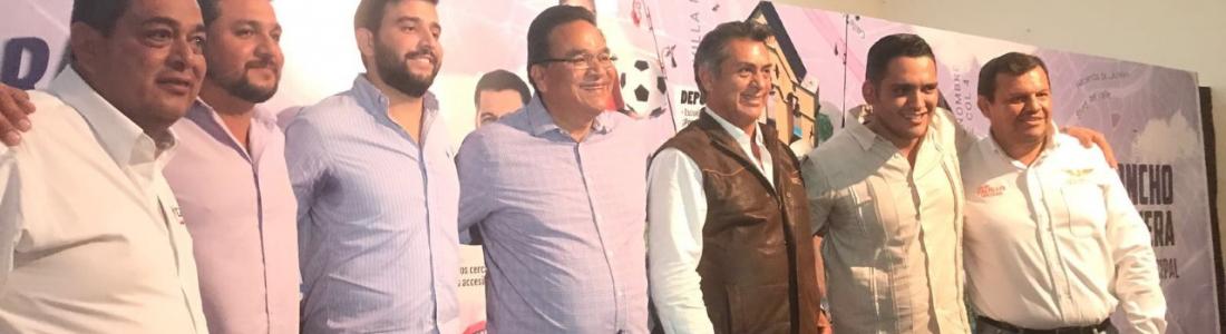 """JAVIER GUERRERO SERA EL PROXIMO GOBERNADOR DE COAHUILA, DIJO """"EL BRONCO """""""