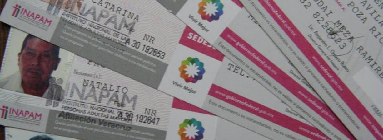TRÁMITE DE TARJETA INAPAM SERÁ EXCLUSIVAMENTE LOS DÍAS LUNES, MARTES Y VIERNES EN EL DIF.