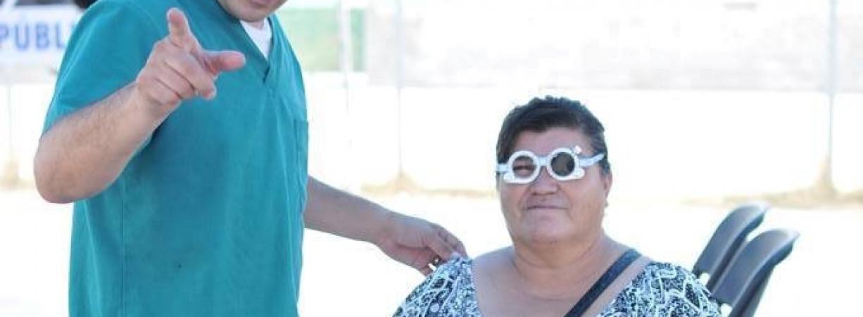 Son más de 150 los beneficiados con servicios de Mega Brigada