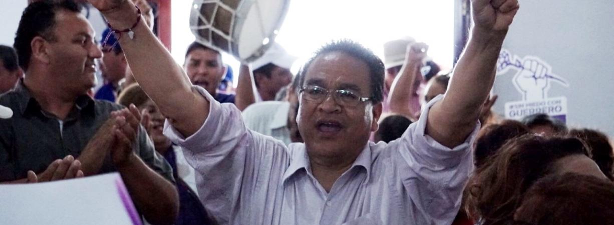 VAMOS HASTA EL FINAL , VAMOS CON TODO Y VAMOS A GANAR : JAVIER GUERRERO