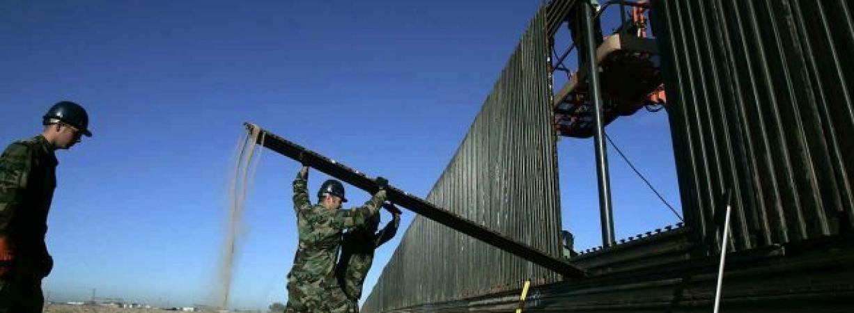 A Trump no le alcanza el dinero para construir el muro