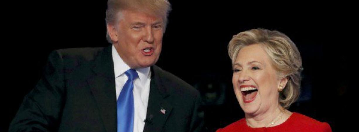 Hillary Clinton obtiene más de dos millones de votos que Donald Trump