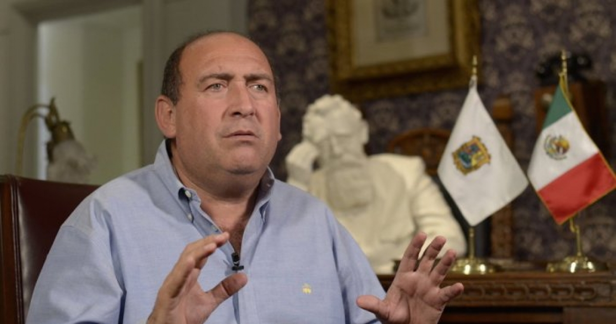 Rubén Moreira dejó sin participaciones a los municipios